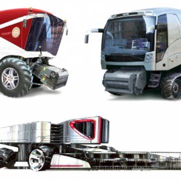 Беспилотные трактора и комбайны готовы к взлёту